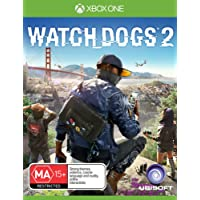 WATCH DOGS 2 AUS XBOX ONE