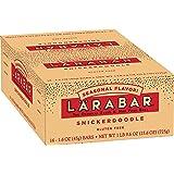 LÄRABAR Snickerdoodle Fruit & Nut Bars, 16 Count