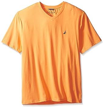bb4dbed71705 Amazon.com: Nautica Men's Big-Tall V-Neck T-Shirt: Clothing