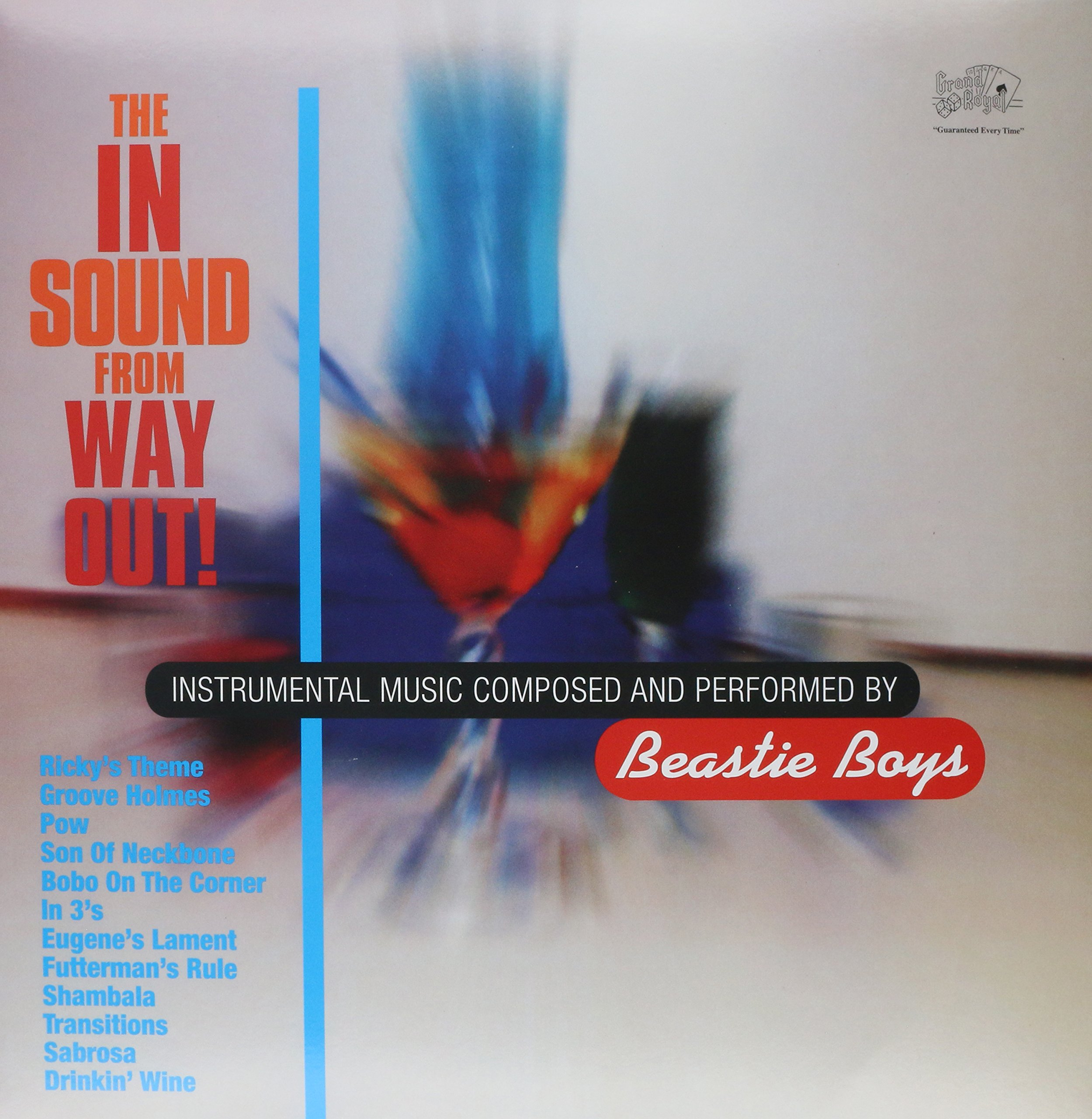 Beastie Boys - The In Sound From Way Out (LP Vinyl)