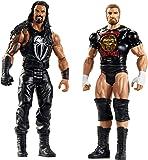 WWE Tough Talkers Roman Reigns & Tripple H Figure, 2 Pack