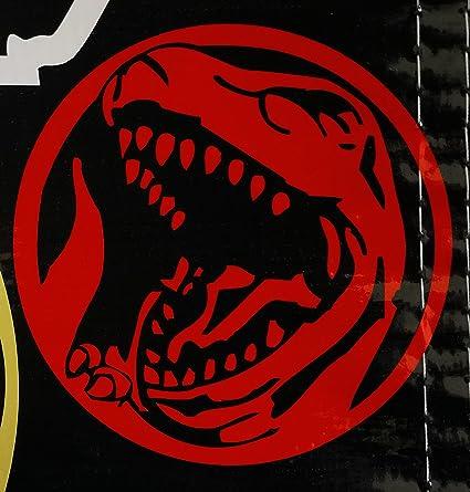 Amazon Mighty Morphin Power Rangers Red T Rex Dinozord