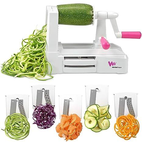 Fruit & Vegetable Tools Spiral-spiralizer Vegetable Slicer Salad Utensil Vegetable Pasta Maker And Mandoline Salad Slicer For Spaghetti Paste Kitchen