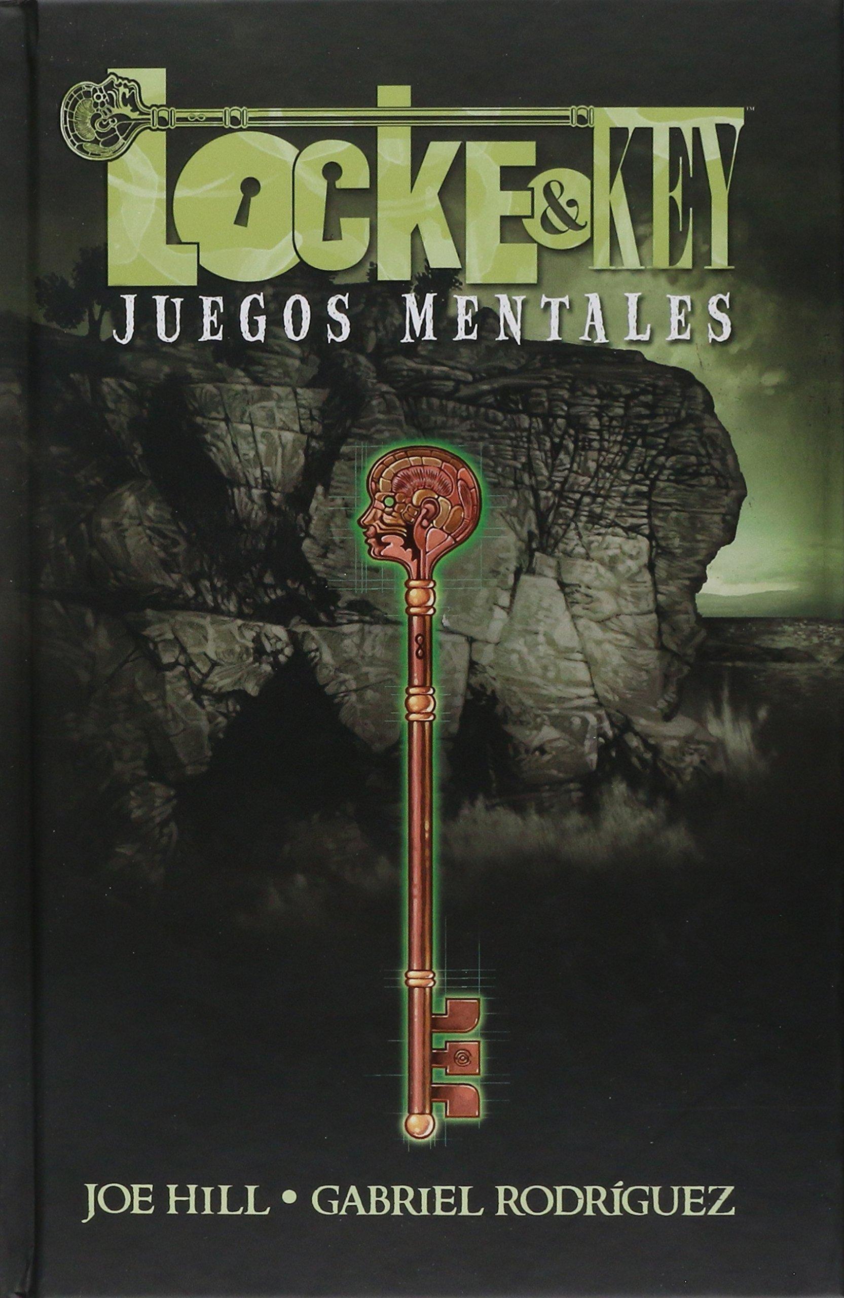 LOCKE & KEY/VOL. 2. JUEGOS MENTALES/PD.: 9786075288376 ...