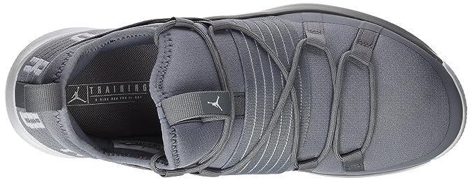 68752d5b4ce Amazon.com   Jordan Trainer Pro Mens Training Sneakers Cool Grey/Pure  Platinum New AA1344-004 - 10   Fitness & Cross-Training
