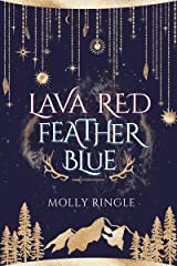 Lava Red Feather Blue Kindle Edition