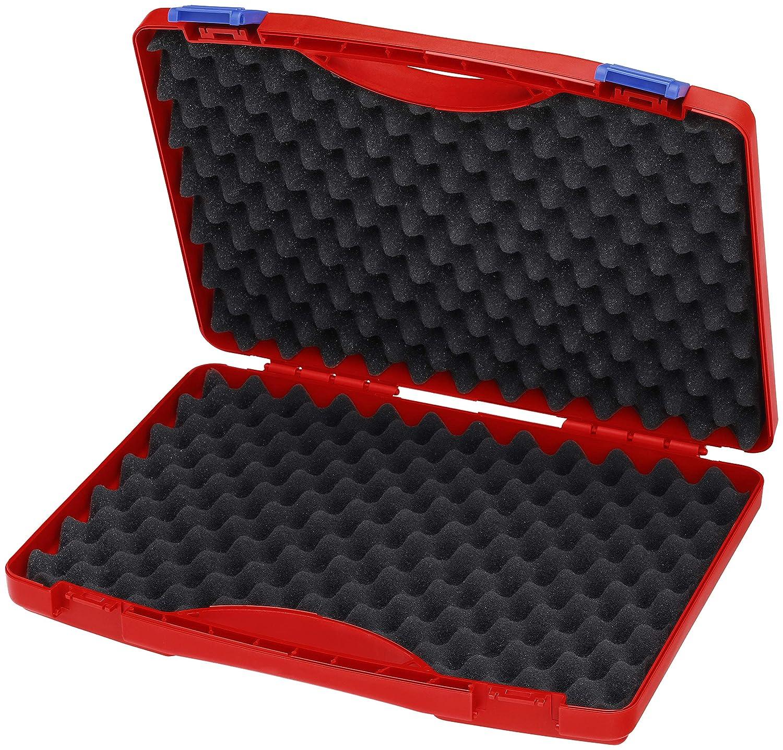 KNIPEX 00 21 15 LE Malet/ín compacto vac/ía para instaladores el/éctricos