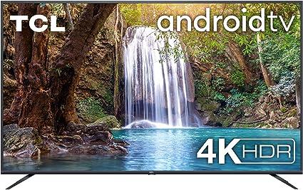 TCL 75EP680, Televisor de 190 cm (75 Pulgadas), Smart TV con ...