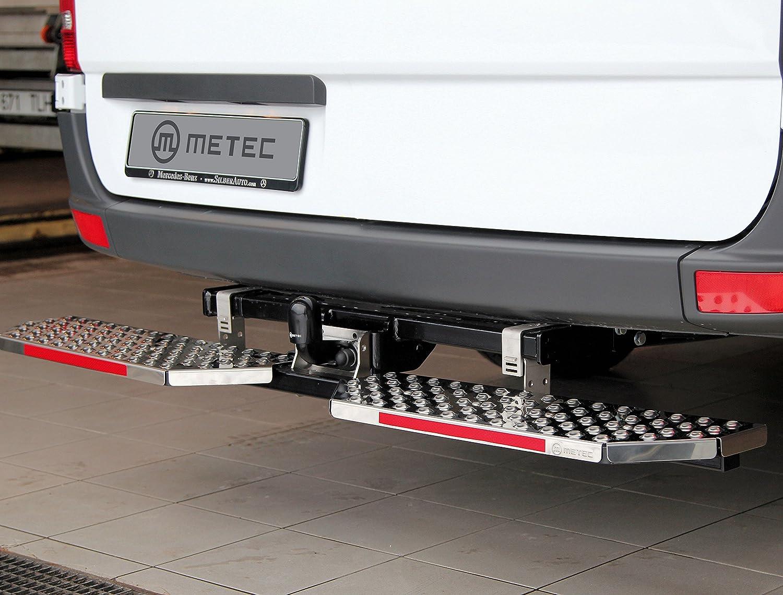 METEC Trittbrett Trittstufe Einstiegshilfe hinten für ...