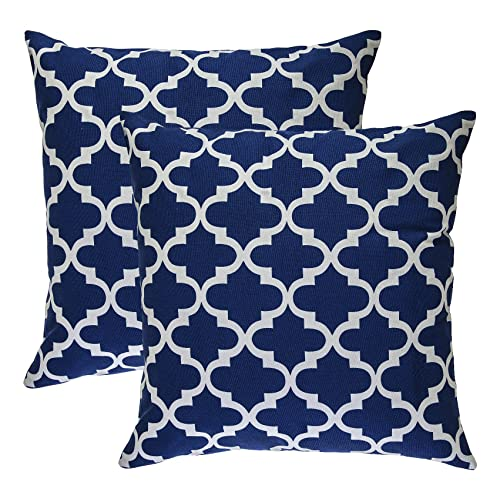 navy blue cushions. Black Bedroom Furniture Sets. Home Design Ideas
