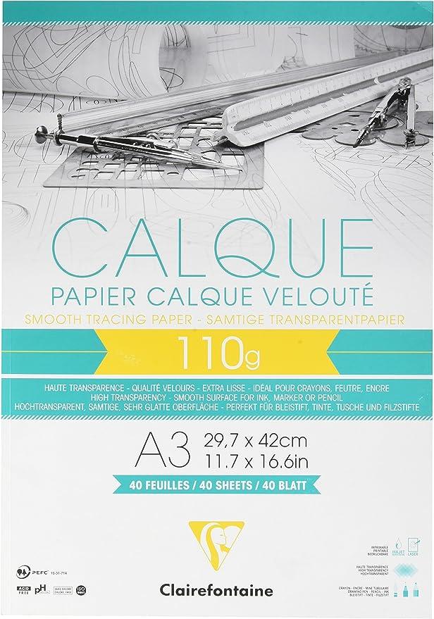 Royal 1016/mm x 20/m 90/gsm Sovereign natur Transparentpapier