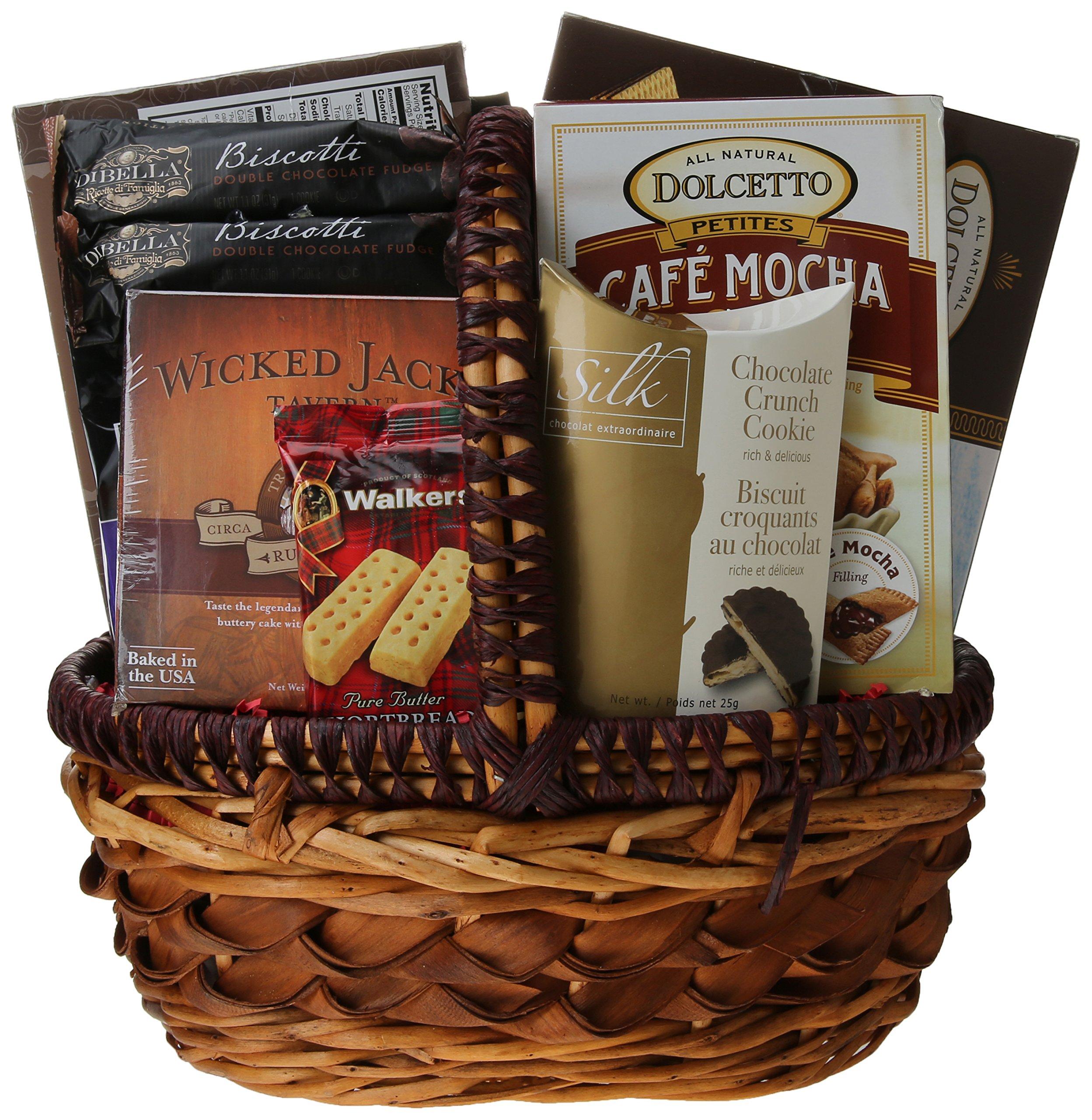 Gift Basket Village Love You A Latte Gourmet Coffee Lovers Gift Basket