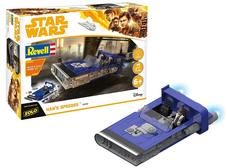 Revell 06769 Modellbausatz Star Wars Han Solo Revell_06769