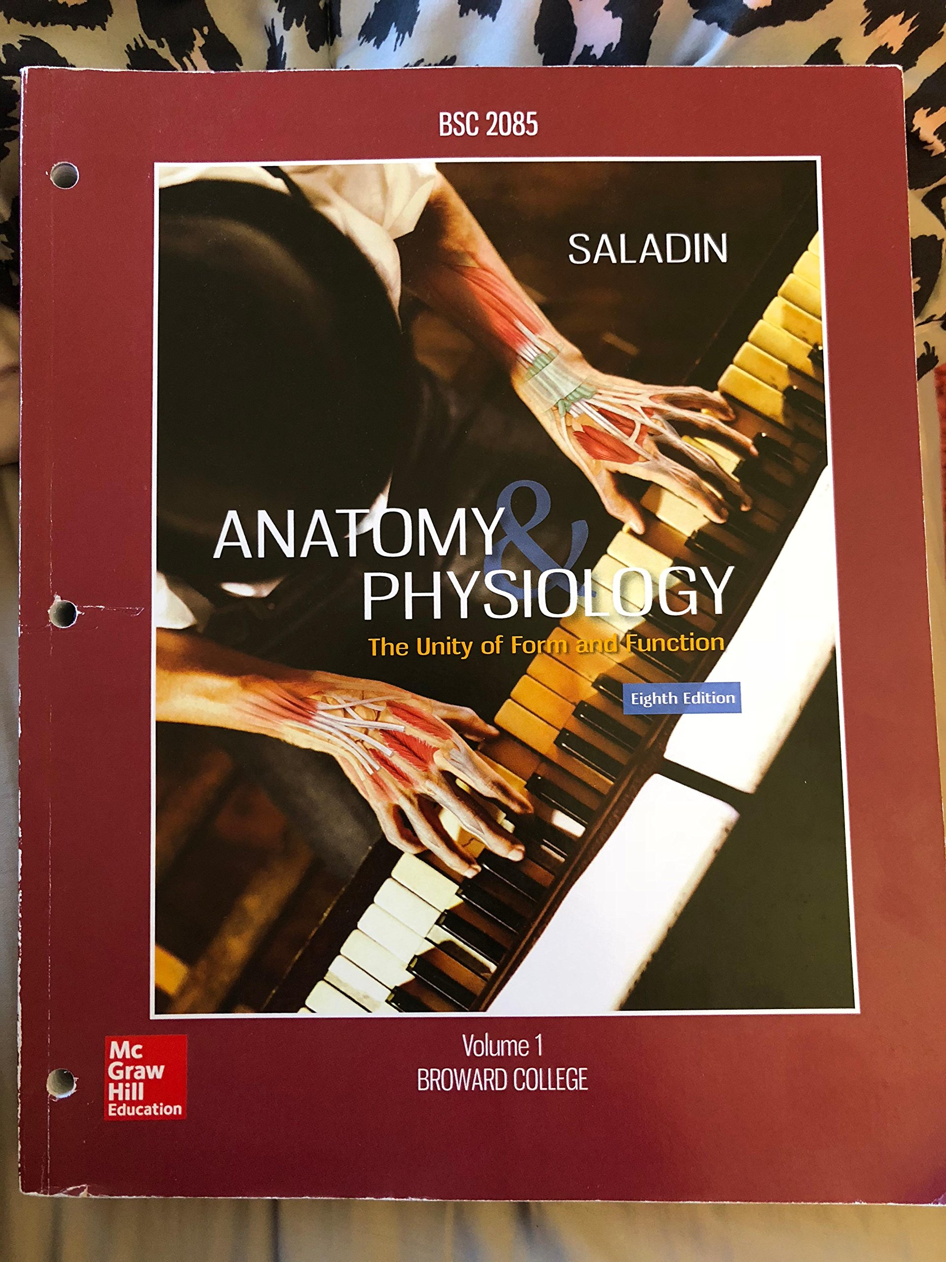 Anatomy & Physiology The Unity of Form and Function: Saladin ...