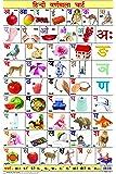 Hindi Varnmala Chart