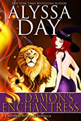 DAMON'S ENCHANTRESS: A Cardinal Witches paranormal romance (The Cardinal Witches   Book 3)