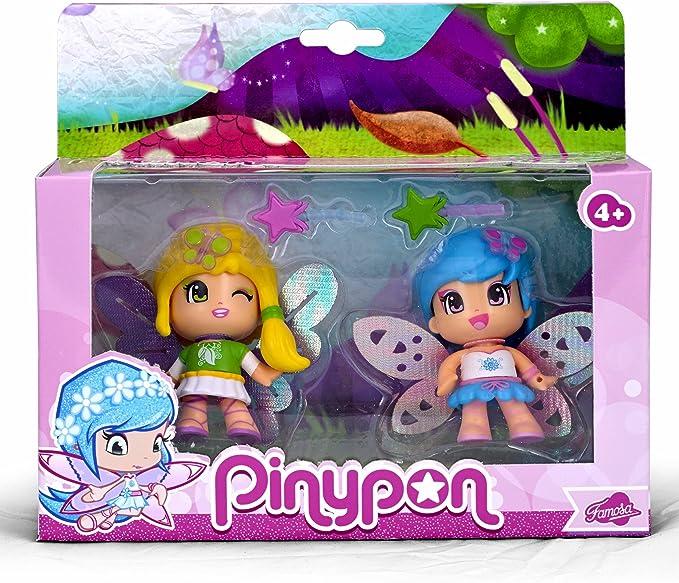 Pinypon Pack de 2 figuras Hadas (Famosa 700013365): Amazon.es: Juguetes y juegos