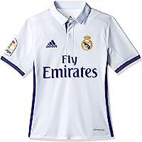 adidas Real Madrid H Jsy Y - Camiseta Real Madrid 2016/2017 para Niños