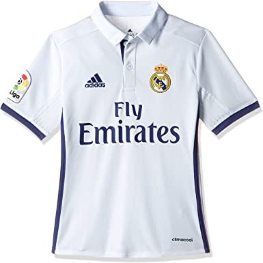 adidas Real Madrid H Jsy Y - Camiseta Real Madrid 2016/2017 para ...
