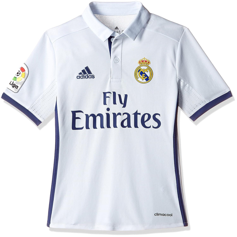 adidas Real Madrid H Jsy Y - Camiseta Real Madrid 2016/2017 para ...