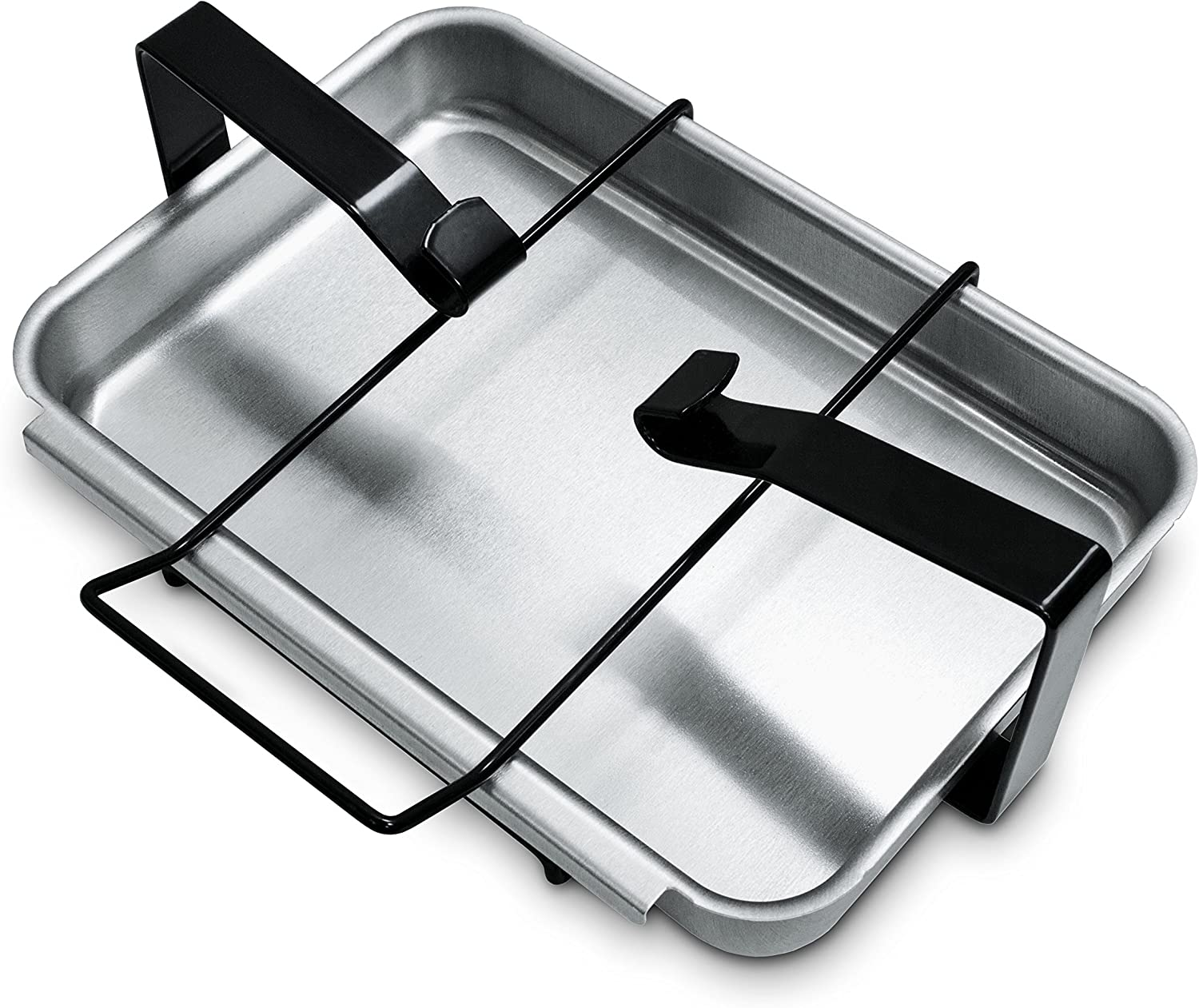 Weber 7515 Catch Pan and Holder : Grill Parts : Garden & Outdoor