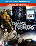 Transformers: The Last Knight (Blu-RayTM + Bonus Disc + Digital Download) [2017] [Region Free]