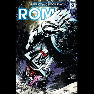 ROM #0: FCBD Special