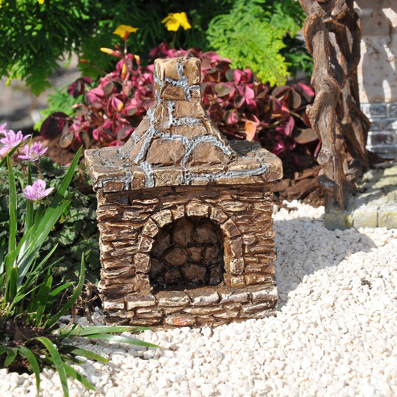 Amazon.com : Miniature Fairy Garden Outdoor Chimney : Garden & Outdoor
