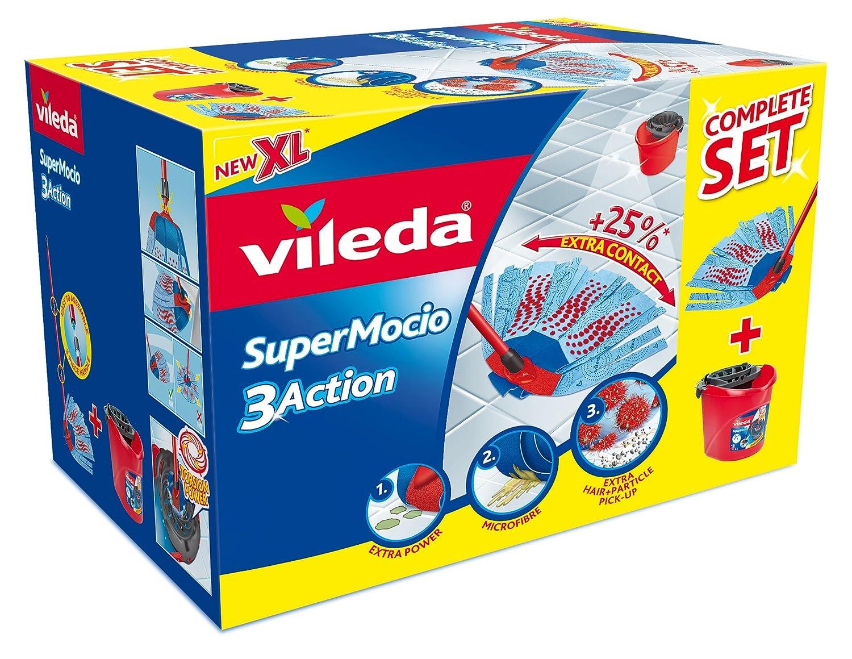 Vileda VI151879 Testa del mocio Multicolore accessorio per lavare