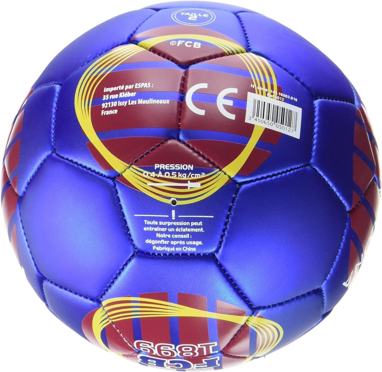 FC Barcelona - Balón de juego, talla 2: Amazon.es: Deportes y aire ...