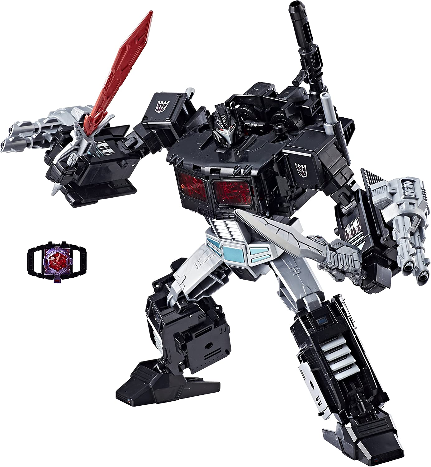 Transformers – Gen Leader Nemesis Prime Figura, E2059: Amazon.es ...