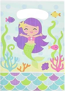 Schön Unbekannt Creative Converting Mermaid Friends Party Favor Geschenktüten (8  Zählen)
