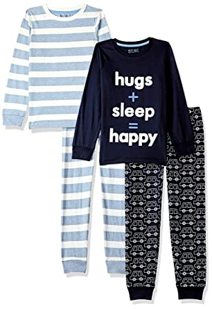 34f04df720877 Mothercare Boy s Stripe and Car Pyjamas - 2 Pack Pyjama Sets