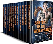 Shifters of the Wellsprings: The Complete Paranormal Collection (English Edition)