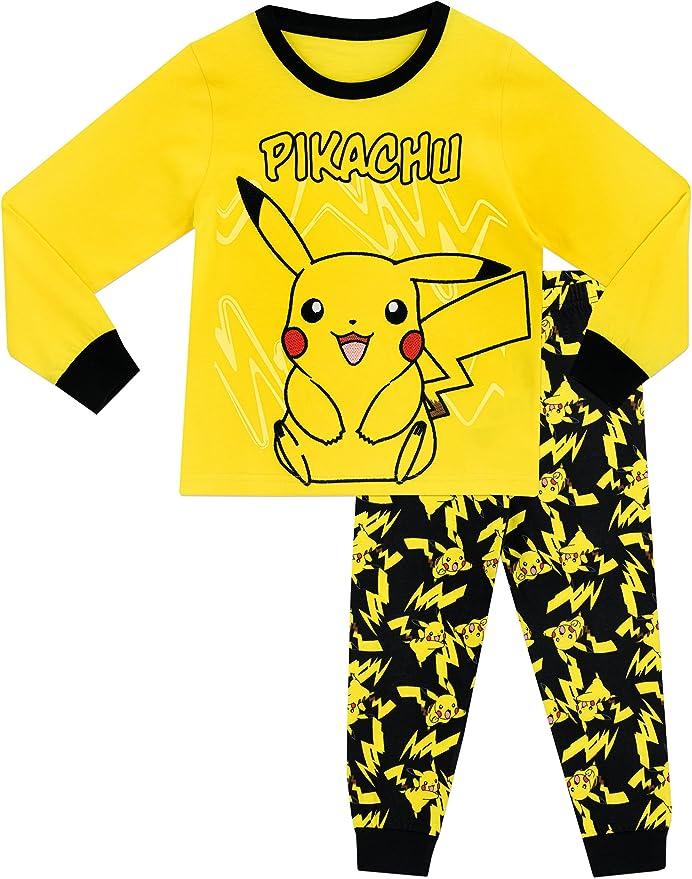 Pigiama Pokémon Pikachu