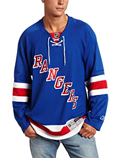 release date fcd6d bfbc3 Amazon.com : NHL New York Rangers Premier Jersey, Navy, XX ...