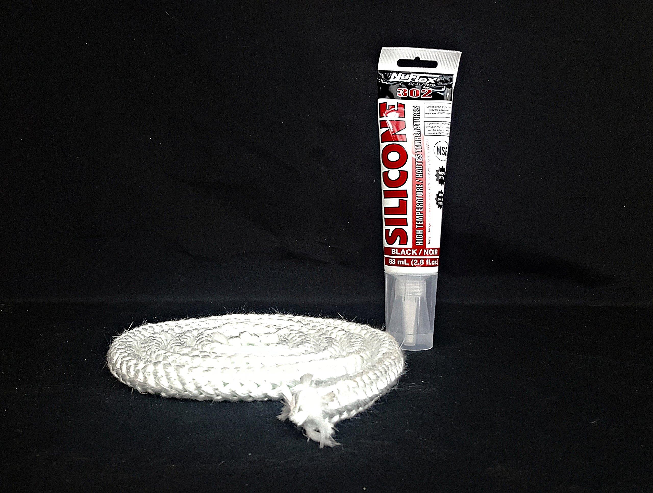 Danson Glowboy 5/8 Rope Door Gasket Seal Kit KS-5060-1160