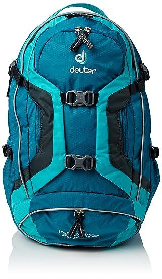 Deuter Trans Alpine Pro 24 SL Mochila, Unisex Adulto, Azul (Petroleo/Mint), 24x36x45 cm (W x H x L): Amazon.es: Zapatos y complementos