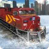 Snow Blower Train Simulator
