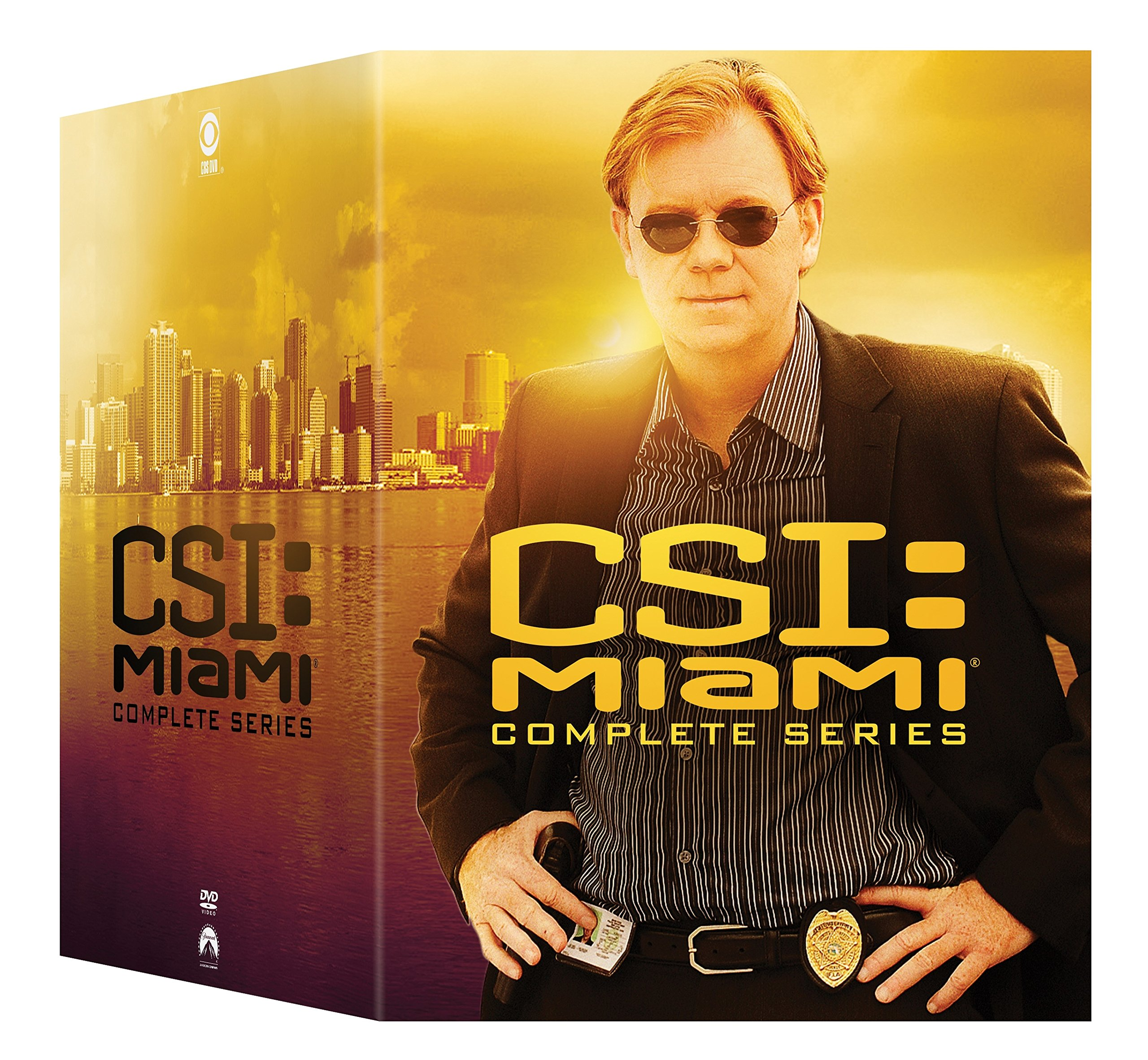 CSI: Miami: The Complete Series by Paramount Home Entertainment