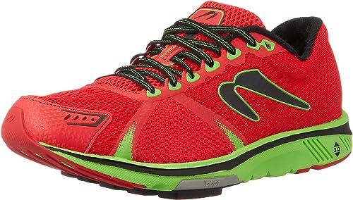 Newton Running Distance VII 7 Laufschuhe gelbschwarz M000518B