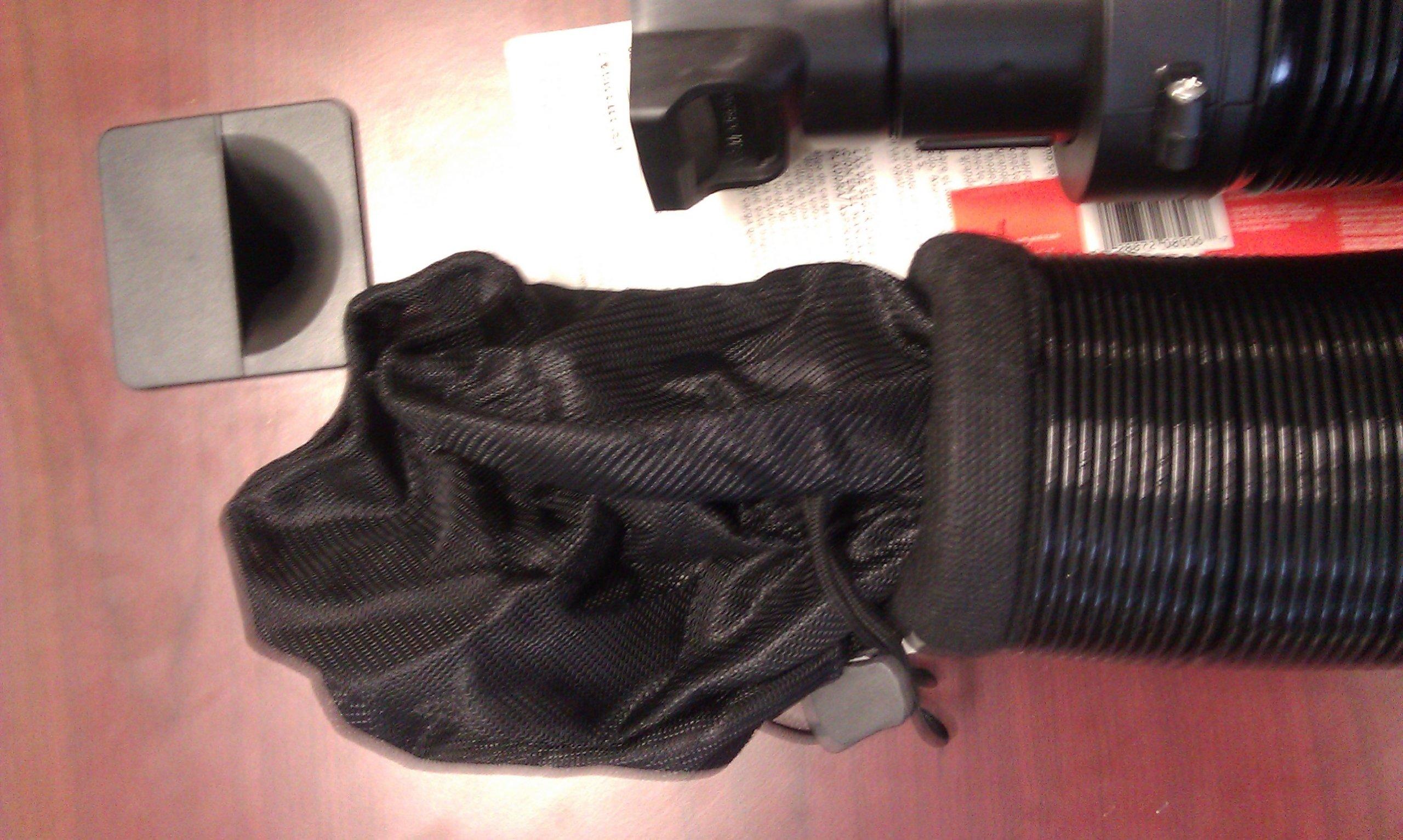 BLACK+DECKER BV-006 Blower/Vacuum Leaf Collection System