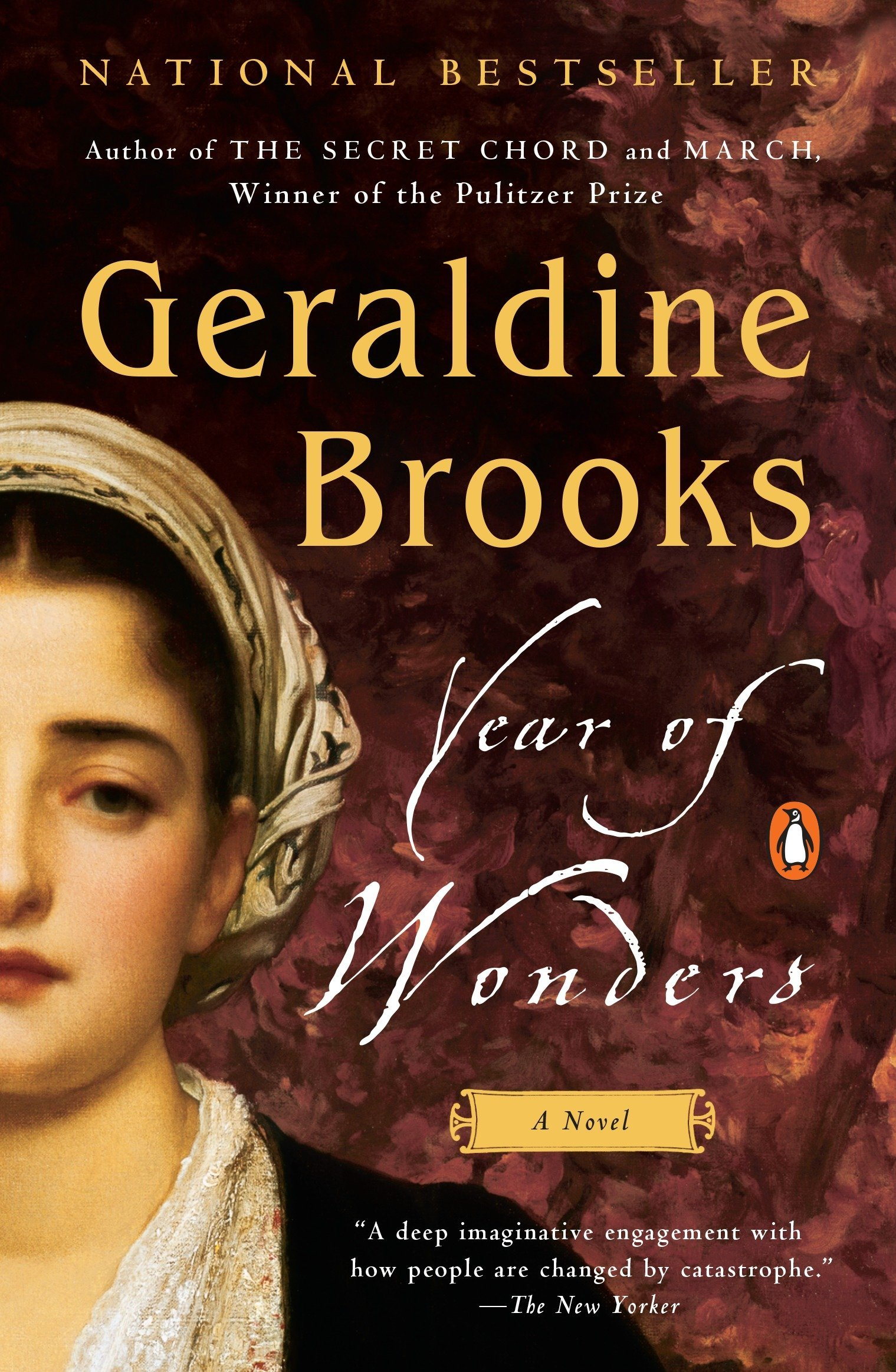 Year of Wonders: A Novel of the Plague: Geraldine Brooks