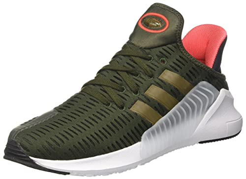 the latest b438e 17980 adidas Men s Climacool 02 17 Gymnastics Shoes, Green (Night Cargo F15 trace