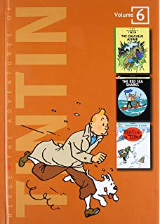 The Adventures of Tintin, vol  7: The Castafiore Emerald