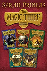 The Magic Thief Complete Collection: Books 1-5 Kindle Edition