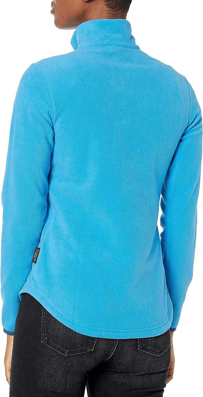 Jack Wolfskin Echo Sweatshirt Felpa da Donna Blu Brillante