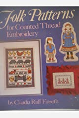 Scandinavian Folk Patterns for Counted Thread Embroidery Paperback