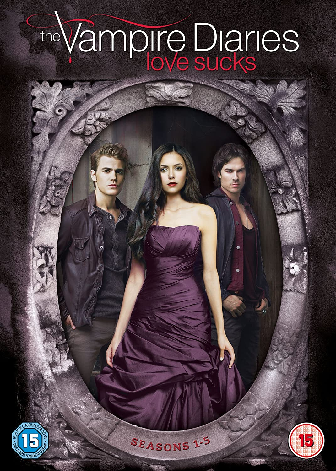 a place to call home complete series supernatural dvd seasons 1 12 set pristine sales The Vampire Diaries - Season 1-5 [DVD] [2014]: Amazon.co.uk: Nina Dobrev,  Paul Wesley, Ian Somerhalder, Kat Graham, Steven McQueen: DVD u0026 Blu-ray