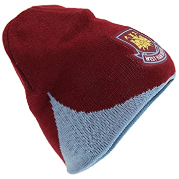 West Ham United FC Authentic Knit Hat WN a3955ee473f